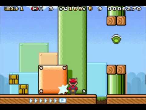 GSCentral.org - <b>Super Mario</b> Advance 4 (GBA) - <b>Super Mario Bros 3</b> ...