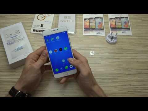 Meizu M3 Note распаковка новинки!!! Смартфон - ШИКАРДОС!!!