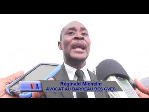 Ayiti-Jistis: Plizyè Avoka nan Bawo Gonayiv la Mande Demisyon Komisè Komisè Gouvènman an