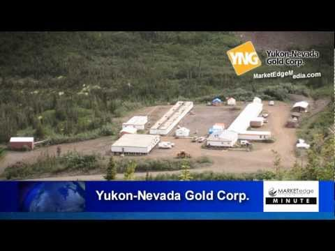 Yukon-Nevada Gold Corp. - IR Manager Nicole Sanches - Market Edge Media Minute