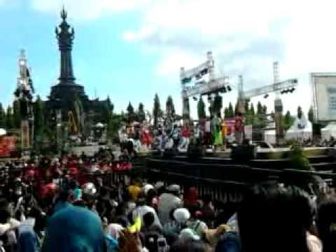 OVJ ROADShow On Bali