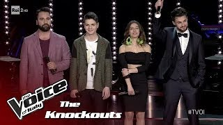 """Team """"Francesco"""" #1 - Knockouts - The Voice of Italy 2018"""