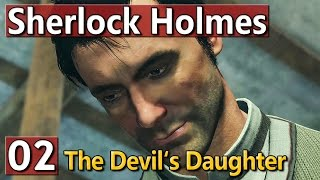 KNIRPS auf MISSION: Undercover ► PREVIEW GAMEPLAY ► Devils Daughter deutsch #02