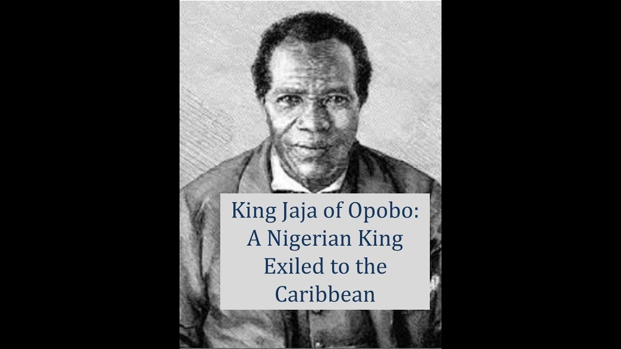 Download King Jaja of Opobo: A Nigerian King Exiled in the Caribbean