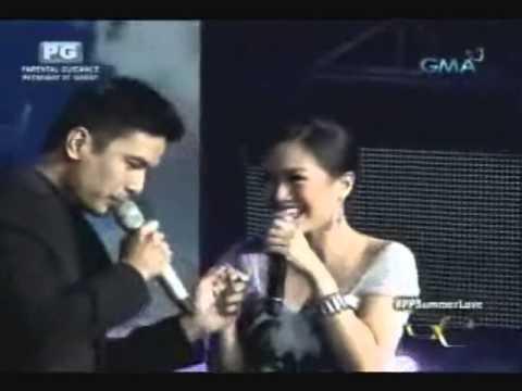Christian Bautista and Rachelle Ann Go - A Thousand Years/Hands to Heaven