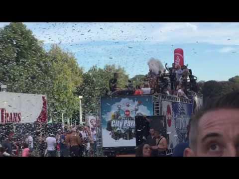 City Parade 2016 Bruxelles