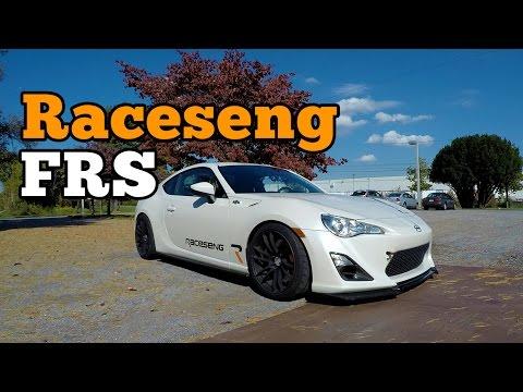 Raceseng Toyota FRS: POV Drive