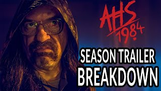 AHS: 1984 Season to Come Trailer Breakdown, Crazy Theories, Multiple Mr. Jingles?