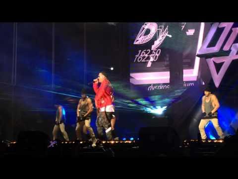 Daddy Yankee 'Sigueme Y Te Sigo' Live in Concert Madrid Spain July 12 2015 (FreshFest)