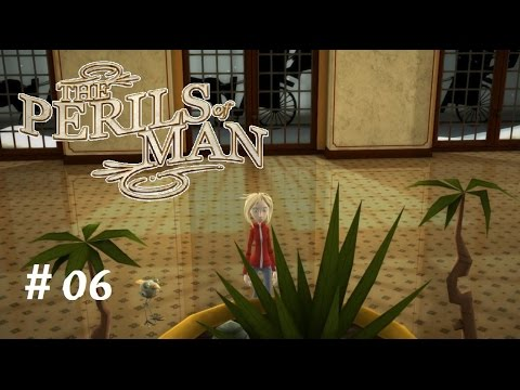 The Perils of Man - Das brennende Theater- Let's Play Deutsch / German #06