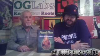 The Mike Wise Show with Rick Simpson - 12/3/17