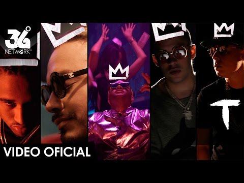 El Taiger Ft. Coscullela, J Balvin, Bad Bunny & Bryant Myers - Coronamos (Remix 2) (Video Oficial)