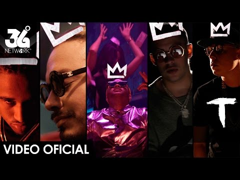 El Taiger Ft. Coscullela, J Balvin, Bad Bunny & Bryant Myers - Coronamos (Remix 2)
