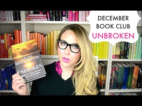 December Book Club: Unbroken!