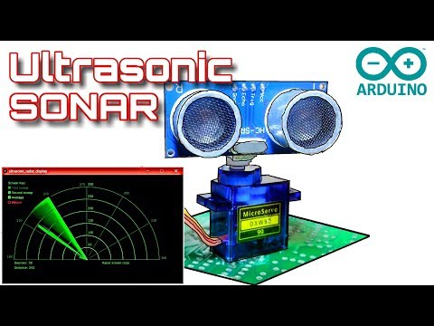 How to make SONAR using Arduino