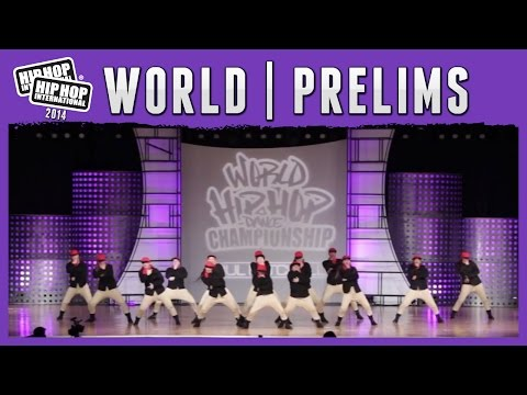 Basic Black - South Africa (MegaCrew) at the 2014 HHI World Prelims