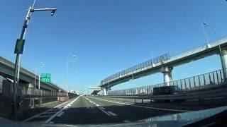 名古屋第二環状自動車道 平田IC~山田東IC~ 楠IC