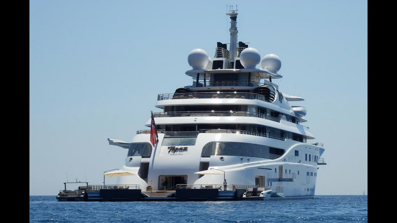 Super Yacht Broker Stefan Katafai Offer Both Charter Sales