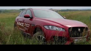 Тест-драйв нового Jaguar F-PACE
