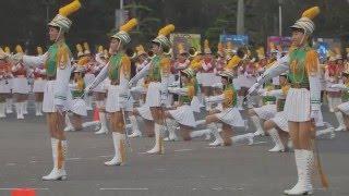 105 01 01元旦 北一女儀隊總統府前慶祝活動