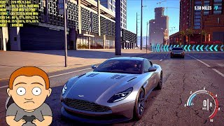 Need For Speed Payback Pc Ultra GTX 1080 TI 1440p Frame Rate Performance Test