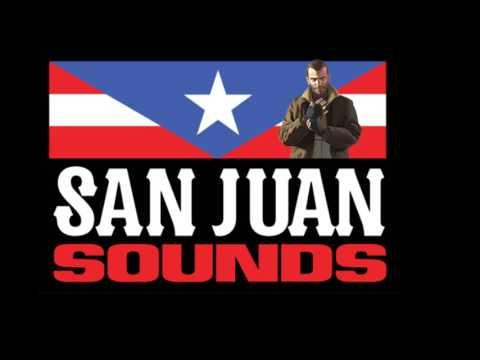 OST GTA IV San Juan Sounds