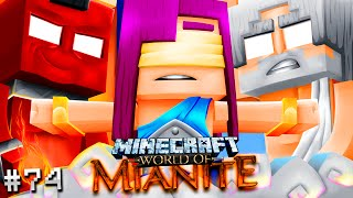 Minecraft Mianite: SECRET AGENT NEWMO (Ep. 74)