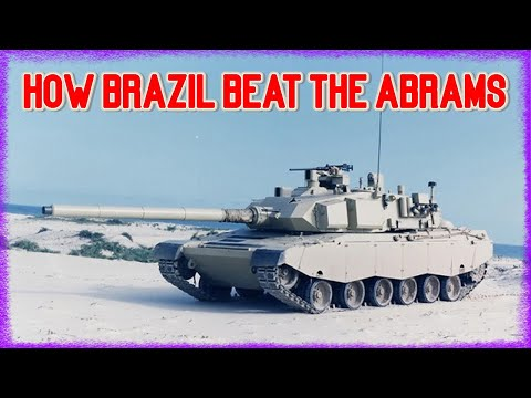 How Brazil Beat the Abrams, the Osório   Cursed by Design
