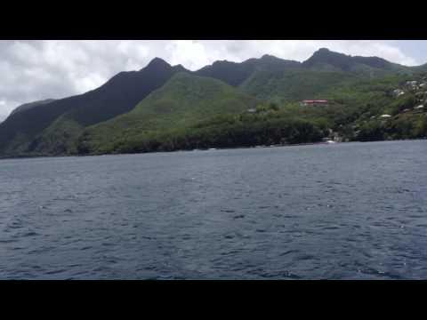 Sailing Guadeloupe Tradewinds 2015