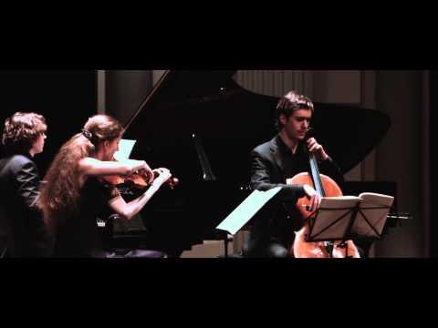 Van Baerle Trio - Haydn Piano Trio No. 44 In E Major