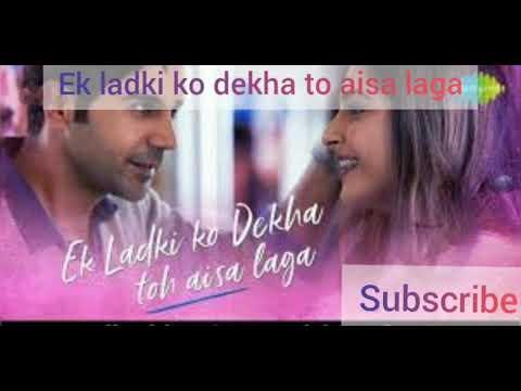ek-ladki-ko-dekha-toh-aisa-laga- -title-song- -anil- -sonam- -rajkummar- -juhi- -darshan- -rochak