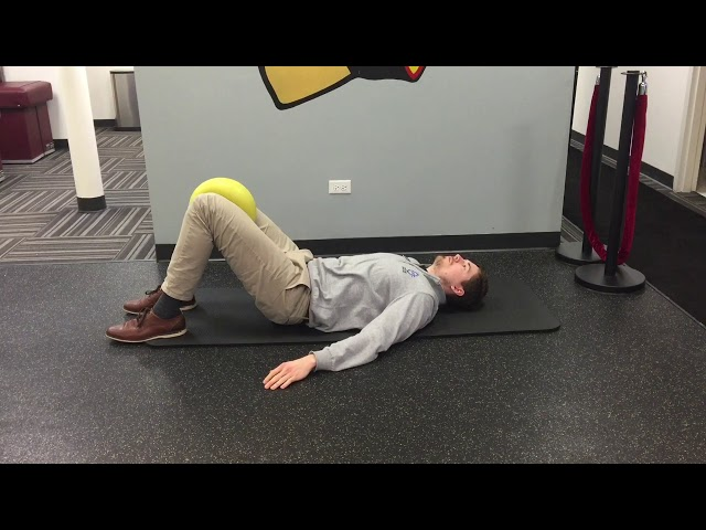 Lying Hip Adduction | Exercise Of The Week | Advanced Spine & Sports Care Chicago