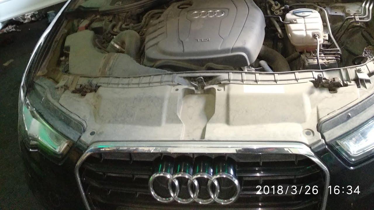 Audi A6 air suspension problem fix