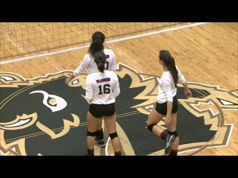 """Boston Pizza """"AAAA"""" Varsity Girls Volleyball Final - MHSAA"""