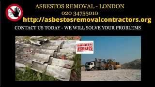 Asbestos Removal Services London | Asbestos Survey London | Commercial Asbestos