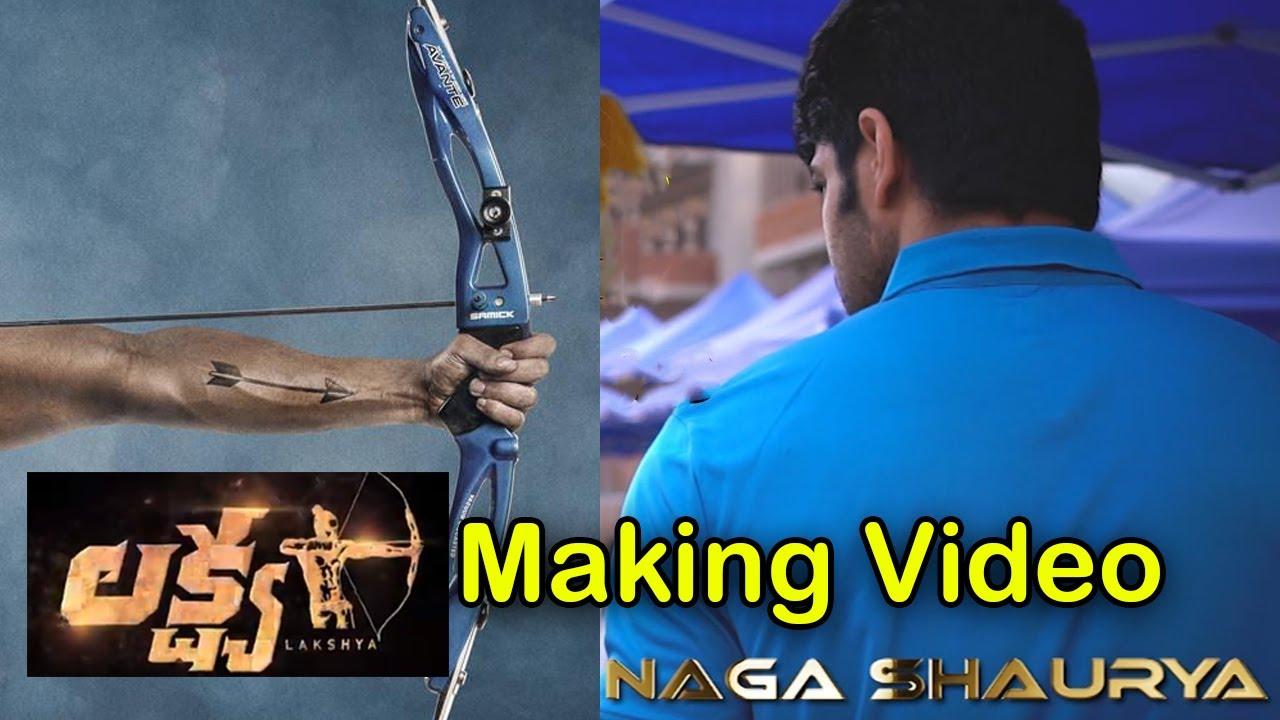 Naga Shaurya Lakshya Movie Climax Making Video   #Lakshya   ShriTv Entertainment