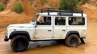 Land Rover Defender отзыв владельца