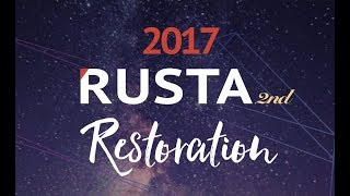 2017RUSTA highlight