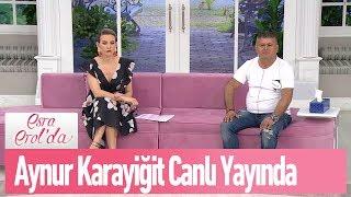 Komşu Aynur Karayiğit canlı yayında - Esra Erol'da 30 Mayıs 2019