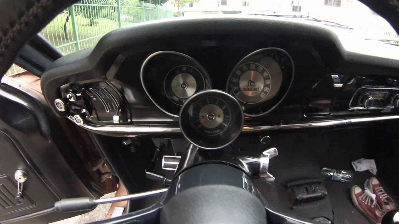 Biu Old Parts Restaurando O Dash Pad Do Ford Maverick