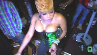 5th Annual Green and Black Affair    Fame Floss Party Video]