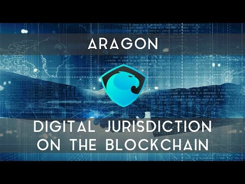 ARAGON | Digital jurisdiction on the blockchain