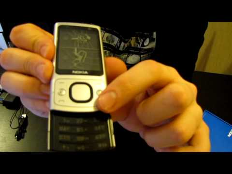 Nokia 6700 slide review and unboxing HD 1/2