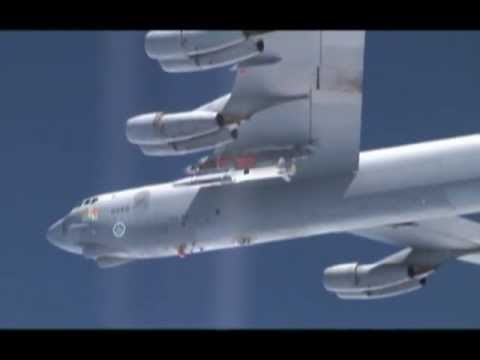 X-51 Scramjet Test Flight