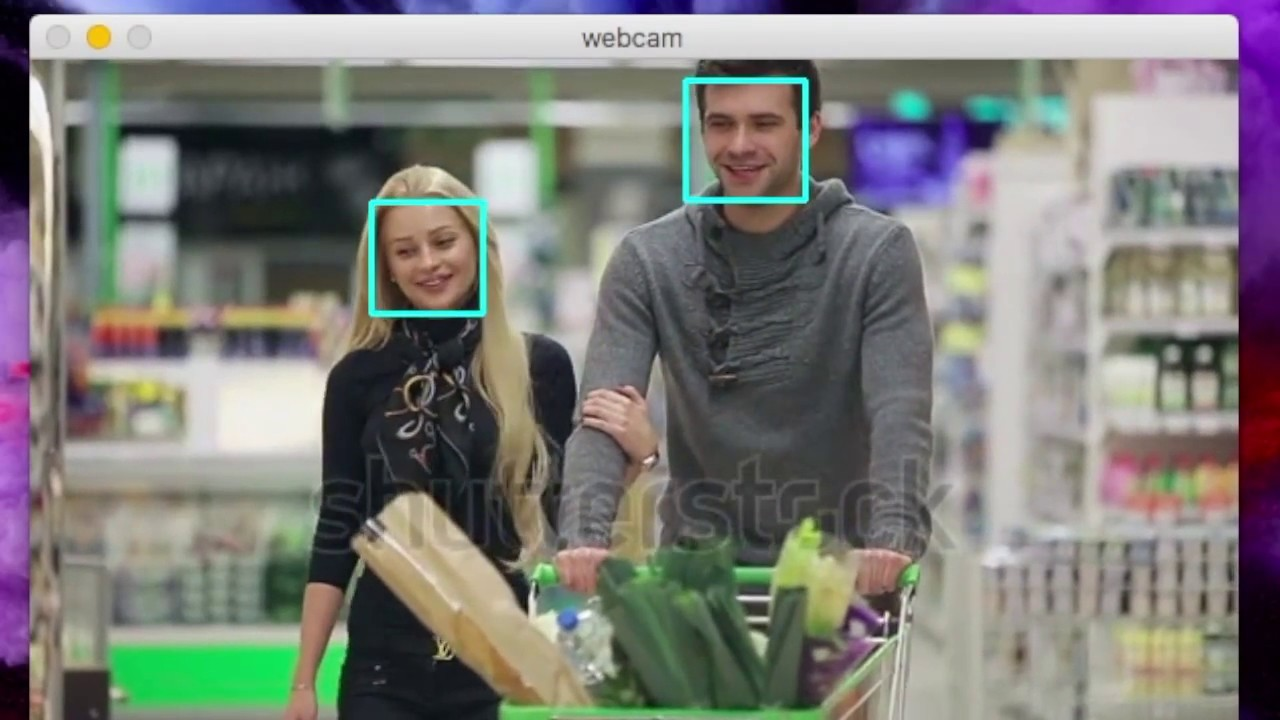 Real-Time Face Detection