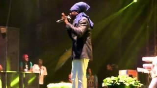 Richie Spice - Ghetto Girl live at Uppsala Reggae Festival 2011