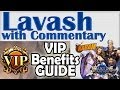 ➜ Wartune Beginner Guide VIP Benefits by COSMOS at Kabam