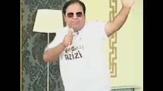 Azizi Hilarious dancing and singing in Hasb e haal | Dunya News