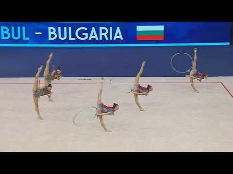 Bulgaria - 3 Hoops 4 Clubs Final - WC Baku 2021