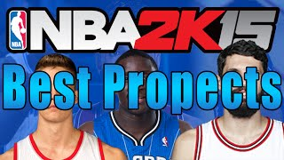 NBA 2K15 Team Of Propects